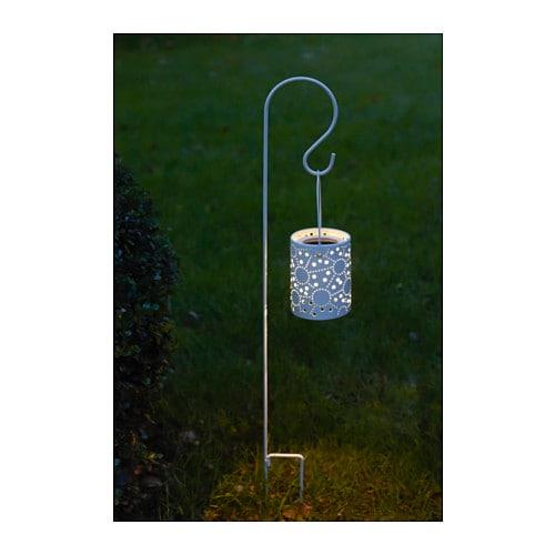 SOLVINDEN LED Solar-powered Lantern
