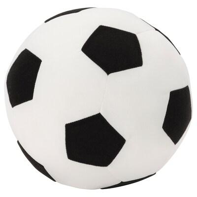 SPARKA Soft toy, football/black white