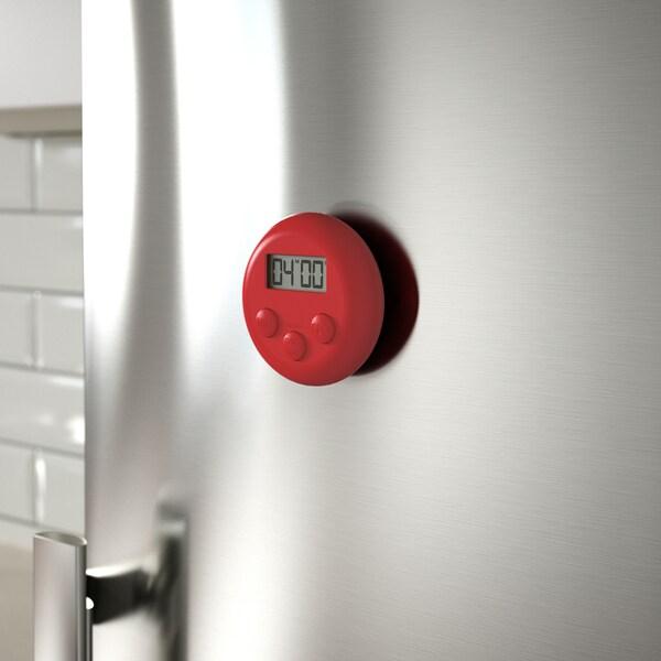 STÄM Timer, digital red/green/blue