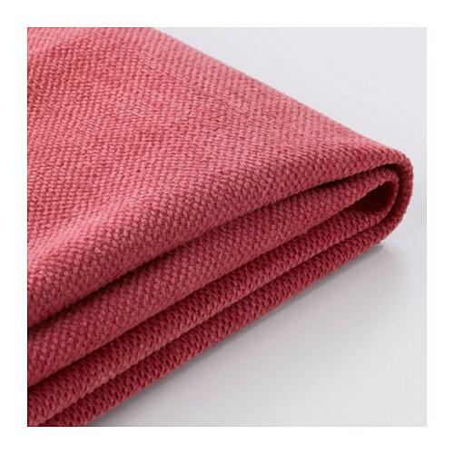STOCKSUND Armchair cover - Ljungen light red - IKEA - 웹