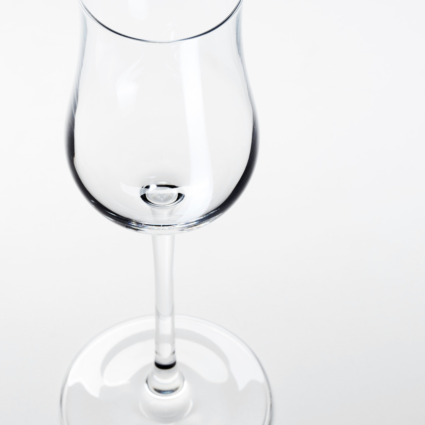 STORSINT Dessert wine glass, clear glass, 15 cl
