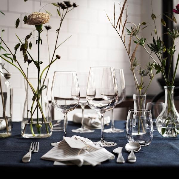 STORSINT Wine glass, clear glass, 49 cl