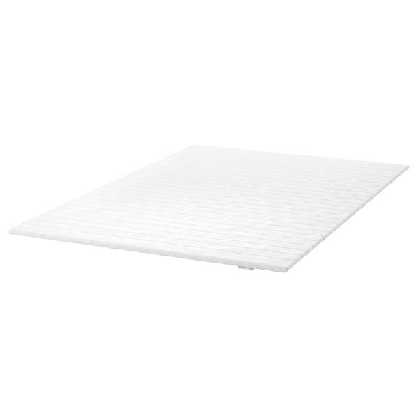 TALGJE Mattress pad, white, 150x200 cm