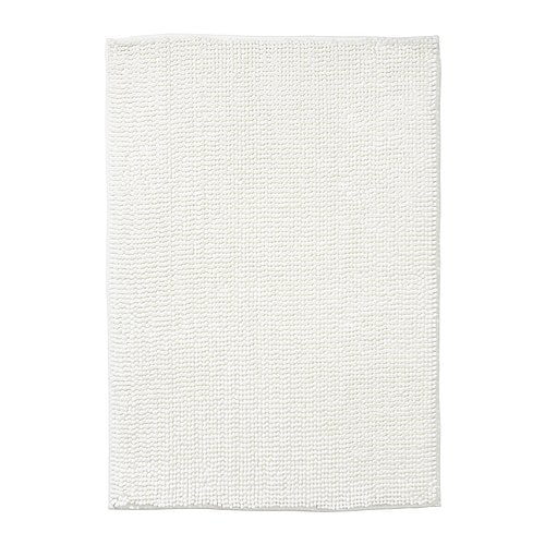 TOFTBO Bath mat IKEA Ultra soft, absorbent and quick to dry since it's made of microfibre.