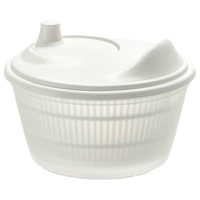 TOKIG Salad spinner, white
