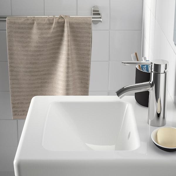 TVÄLLEN Single wash-basin, 44x43x5 cm