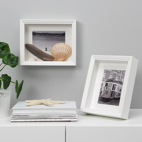 VÄSTANHED Frame, white, 20x25 cm