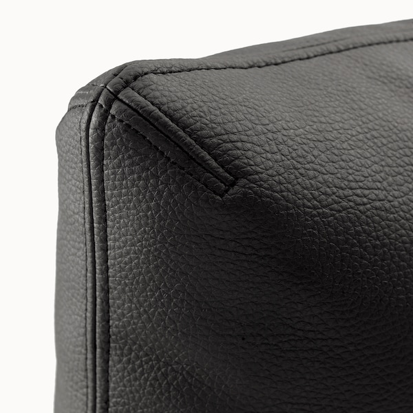 VALLENTUNA Back cushion, Murum black