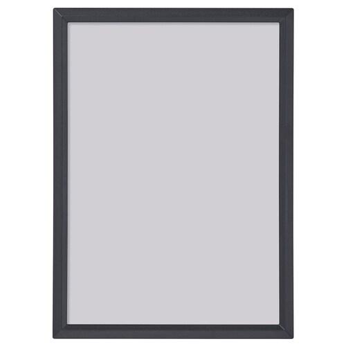 YLLEVAD frame black 13 cm 18 cm