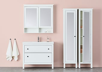 HEMNES bathroom series