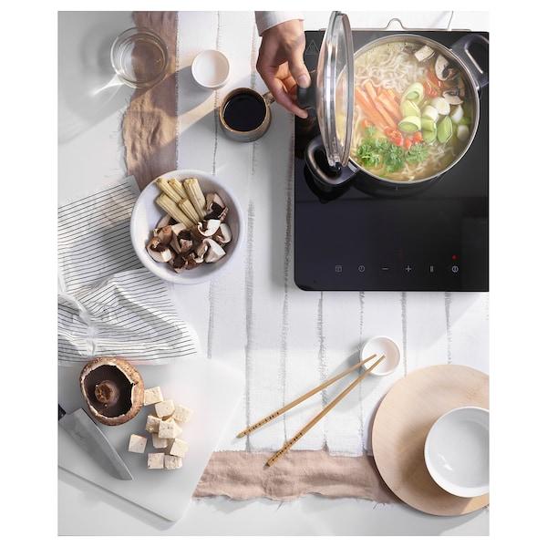 ANNONS 5-delni komplet kuhinjske posode, steklo/nerjaveče jeklo