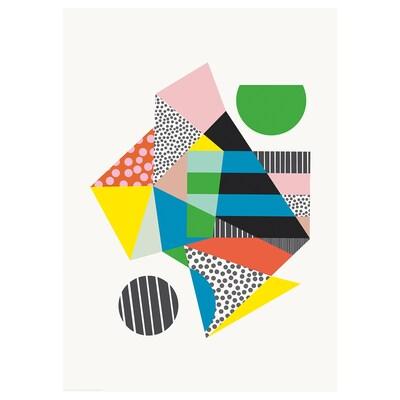 BILD Plakat, Vzgon, 50x70 cm