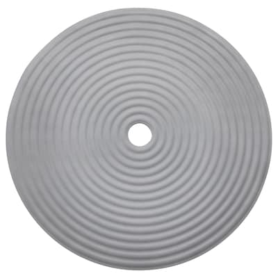 DOPPA Podloga za kad, temno siva, 46 cm