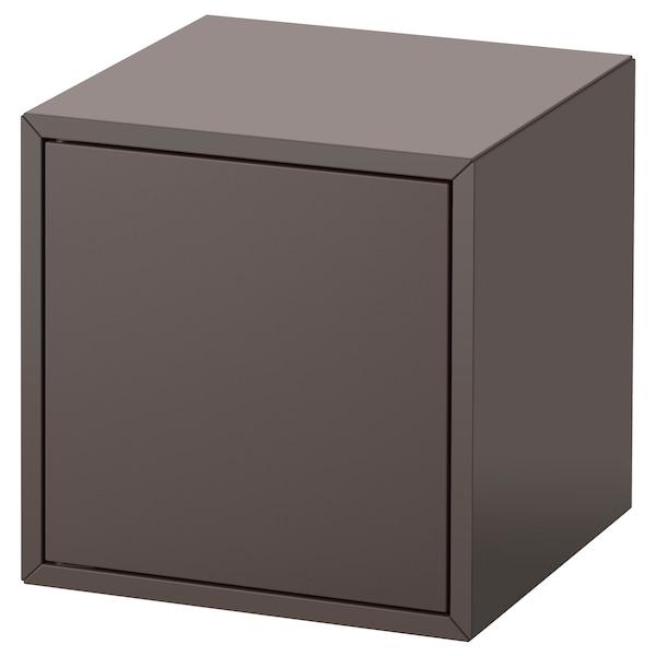 EKET Sestav visečih omaric, temno siva, 35x35x35 cm