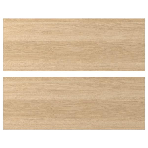 ENHET Ličnica, imitacija hrasta, 80x30 cm