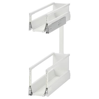 EXCEPTIONELL Izvlečna kolona, bela, 20 cm