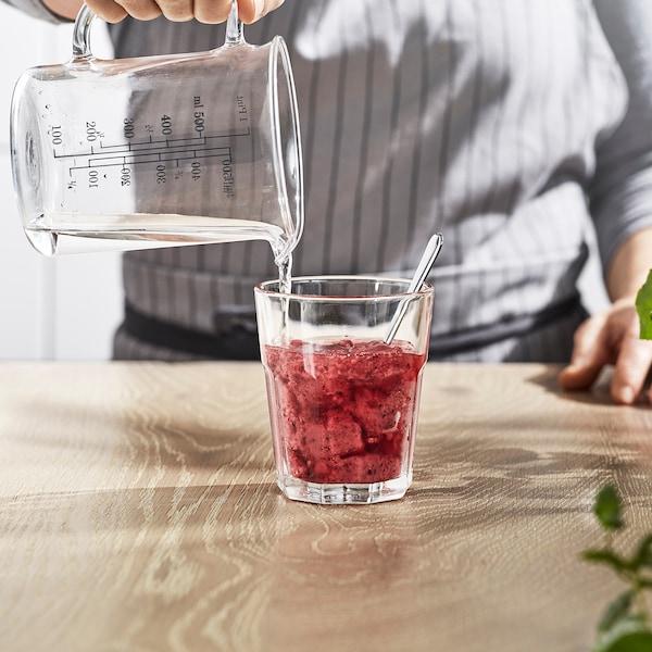 FRUKTSTUND Pripravljena mešanica za smoothie, jagoda z limonsko travo/zamrznjeno, 420 g