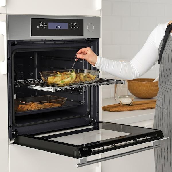 KULINARISK Ventilatorska pečica s peko na pari, nerjaveče jeklo
