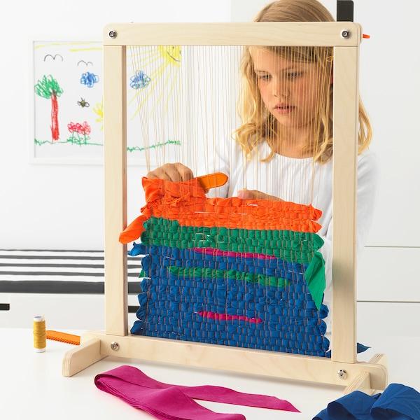 LUSTIGT 7-delni komplet za tkanje