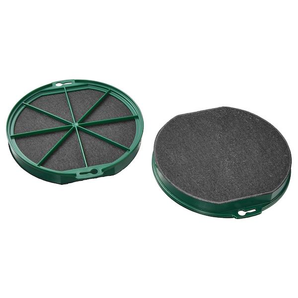 NYTTIG FIL 400 Ogleni filter, 2 kos