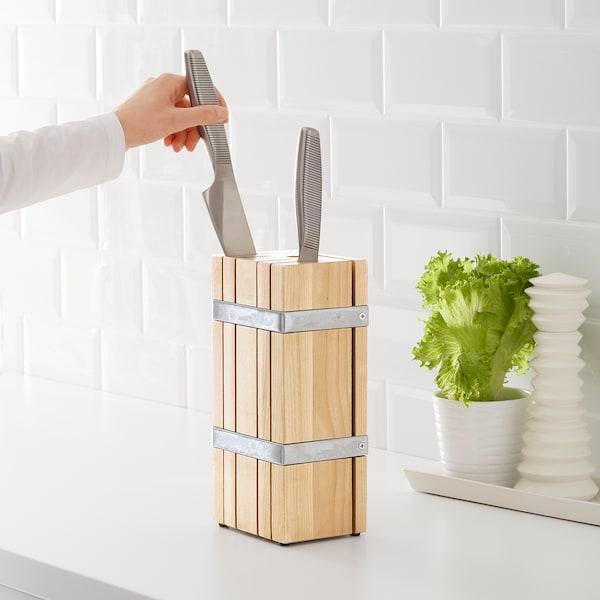 RETRÄTT Blok za nože, breza