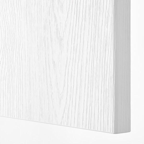 TIMMERVIKEN Vrata, bela, 60x64 cm