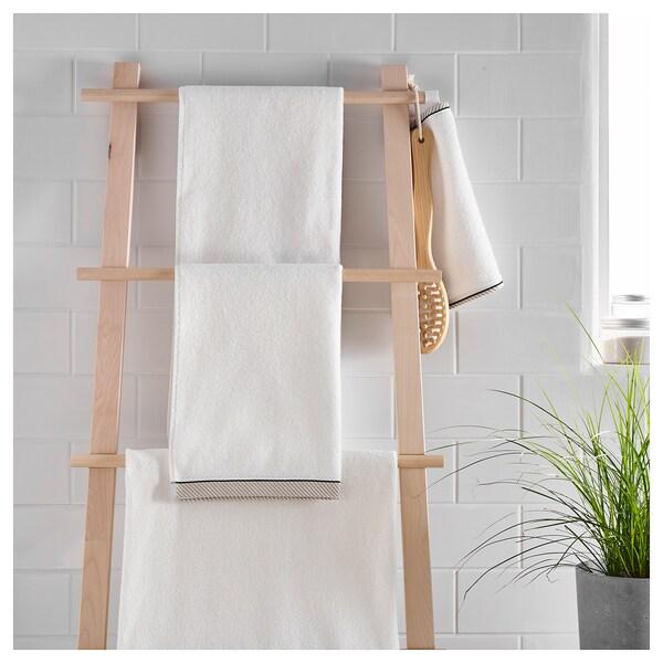 VIKFJÄRD Kopalna brisača, bela, 70x140 cm