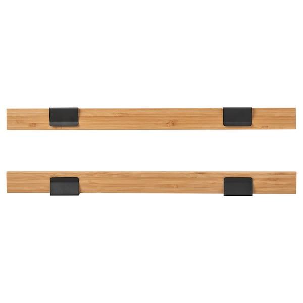VISBÄCK Obešalnik za plakate, bambus, 40 cm