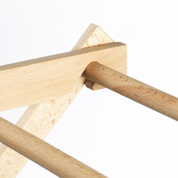 BORSTAD sušiak na bielizeň 64 cm 40 cm 105 cm 8 kg