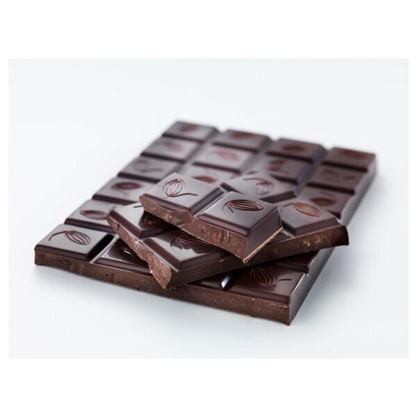 CHOKLAD MÖRK Tmavá čokoláda, Certifikát UTZ