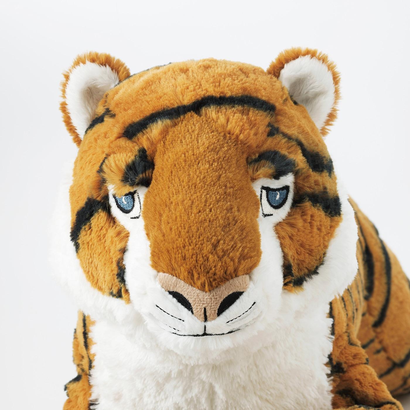DJUNGELSKOG Plyšová hračka, tiger