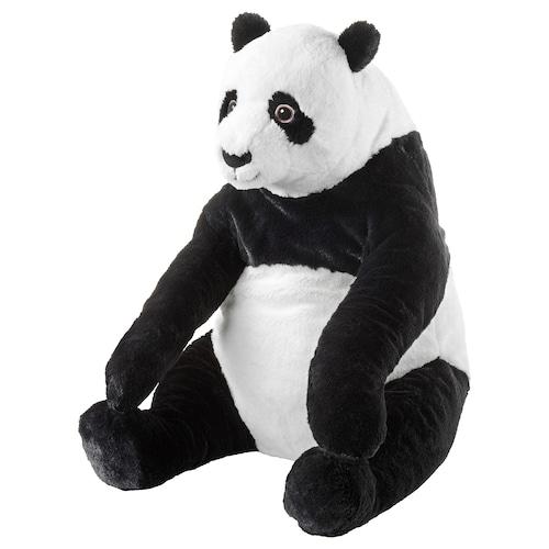 DJUNGELSKOG plyšová hračka panda 47 cm