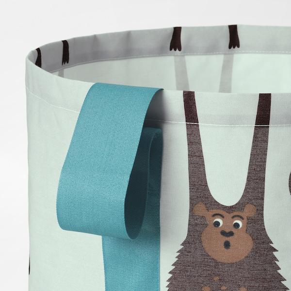 DJUNGELSKOG úlożná taška opica 41 cm 43 cm