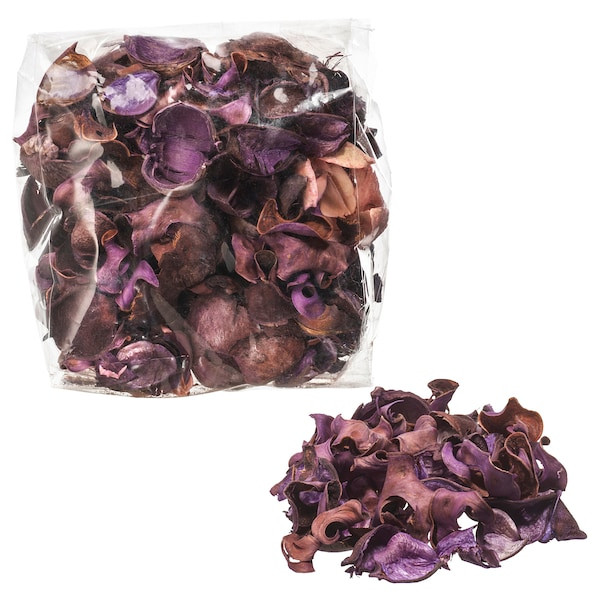 DOFTA sušené kvety voňavý/Ostružina fialová 90 g