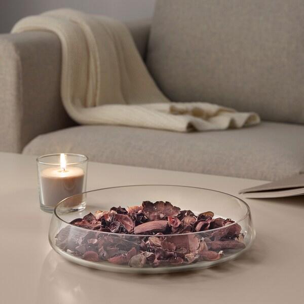 DOFTA sušené kvety voňavý/Muškátový orech a vanilka hnedá 90 g