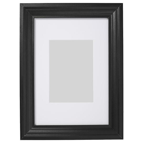 EDSBRUK Rám, čierne morené, 21x30 cm