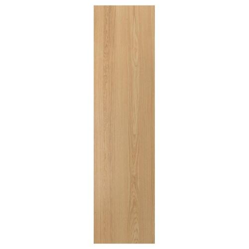 EKESTAD krycí panel dub 61.5 cm 240.0 cm 1.3 cm