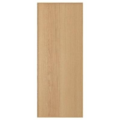 EKESTAD Dvere, dub, 40x100 cm