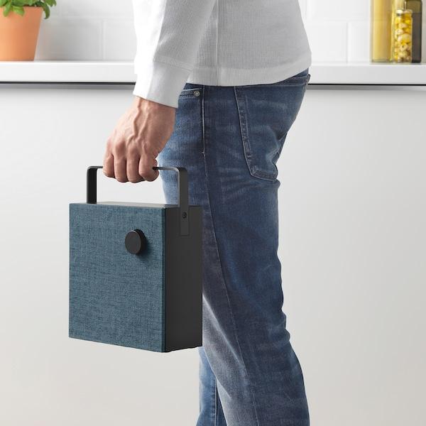 ENEBY Reproduktor bluetooth, čierna/gen 2, 20x20 cm