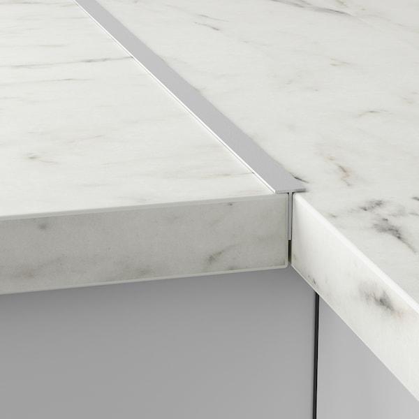 FIXA Lišta/pracovná doska, 63.5x1x1.8 cm