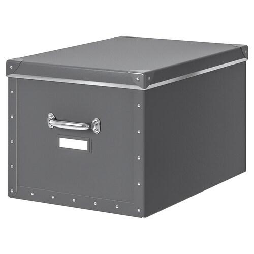 IKEA FJÄLLA Škatuľa s vrchnákom
