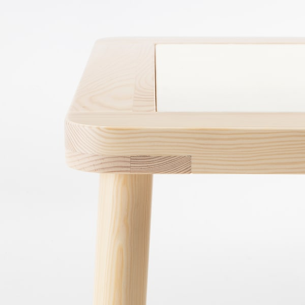 FLISAT Detský stolík, 83x58 cm