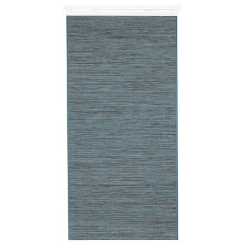 FÖNSTERVIVA záves modrá/sivá 300 cm 60 cm 0.50 kg 1.80 m² 1 ks