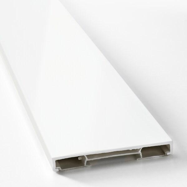 FÖRBÄTTRA sokel lesklá biela 220.0 cm 8 cm 220 cm 8.0 cm 1.0 cm