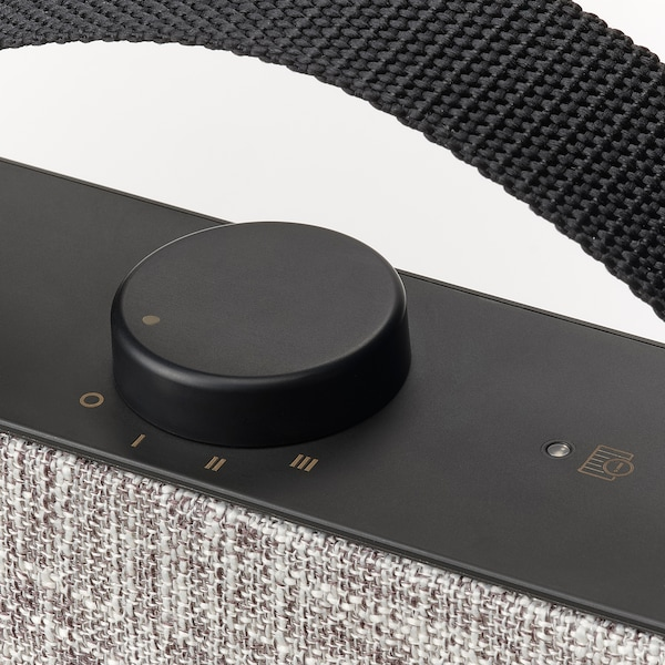FÖRNUFTIG Čistička vzduchu, čierna, 31x45 cm