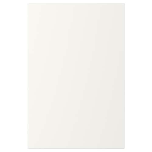 FONNES dvere biela 60 cm 40 cm 1.6 cm
