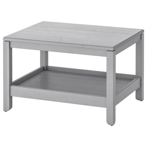 HAVSTA konferenčný stolík sivá 75 cm 60 cm 48 cm