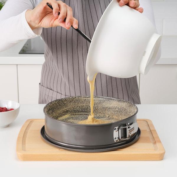 HEMMABAK Tortová forma na pečenie, sivá, 27 cm