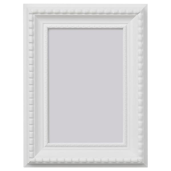 HIMMELSBY Rám, biela, 10x15 cm