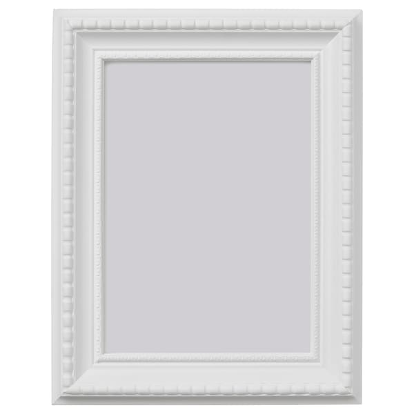 HIMMELSBY Rám, biela, 13x18 cm